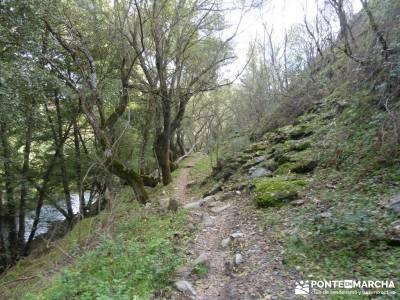 Atazar - Meandros Río Lozoya - Pontón de la Oliva - Senda del Genaro;catedrales del mar